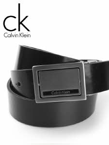 CK 캘빈클라인 남성벨트 73389 블랙/브라운(양면)