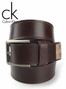 CK 캘빈클라인 남성벨트 73066 브라운