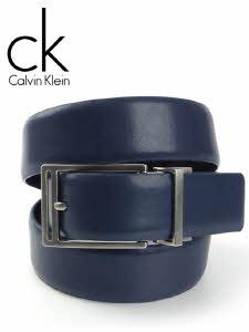 CK 캘빈클라인 남성벨트 73024 네이비/블랙(양면)
