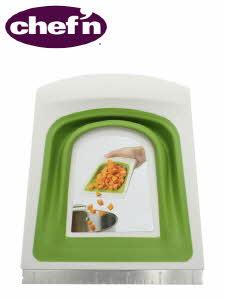 Chef'n 쉐픈 주방용품 다용도 실리콘 음식 스크래퍼