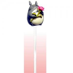 [예약판매 5월20일 순차배송] 꽃 픽(대토토로와 카네이션) - 이웃집토토로