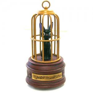 [예약판매 5월20일 순차배송] 오르골(마녀배달부 새장지지의 선물) - 마녀배달부 키키