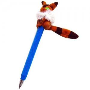 [예약판매 5월20일 순차배송] 라퓨타 봉제인형 펜(키츠네리스) - 천공의성 라퓨타