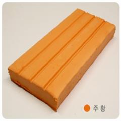 [비누클레이] 주황(100g)/비누만들기/솝클레이/회원가입시2%추가할인
