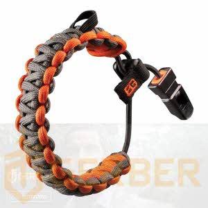[거버] 호루라기/팔찌 서바이벌 브레이슬릿 Bear Grylls Survival Bracelet
