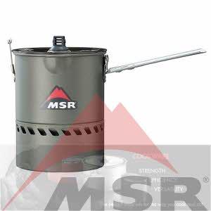 [엠에스알MSR] 리액터 1.7L 포트 Reactor Pot 1.7L