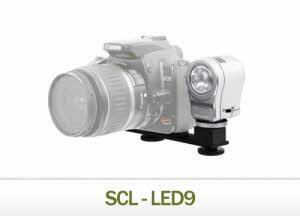 [YONGNUO] 초소형라이트 SCL-LED9 LED조명