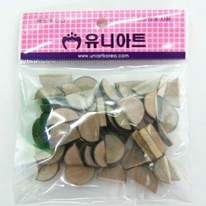 2000 천연나무조각7/만들기재료/팬던트/그리기나무조각