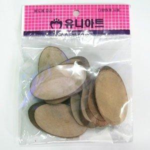 2000 천연나무조각9/만들기재료/팬던트/그리기나무조각