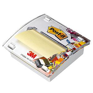 3M 포스트잇 팝업디스펜서/크리스탈디스펜서(51X7mm) DS-123
