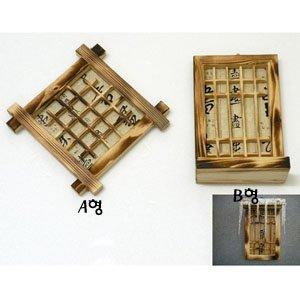 만들기재료/꾸미기재료/나무문살(B-기본형)-나무문살L자