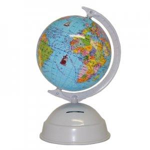 서전 저금통 지구의(125-P)
