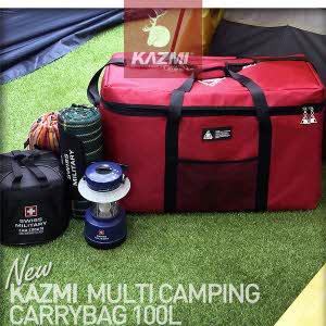 [카즈미] 캠핑가방 100L