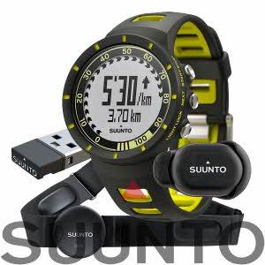 [순토] Quest Yellow Running Pack (Foot POD Mini / Movestick Mini / Dual Comfort Belt)