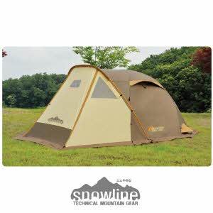 [스노우라인] 뉴 패밀리 돔 텐트 / 이너 그라운드시트