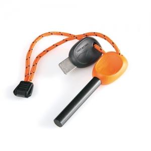 [라이트마이파이어] 불꽃점화금속 FireSteel 2.0 Army-Black/Orange 파이어스타터 휘슬 호루라기