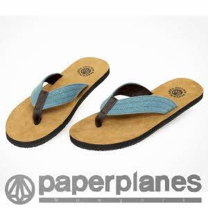 [페이퍼플레인] PP1150-1 mintblue 샌달/신발/쪼리/슬리퍼/플립