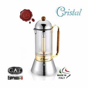 [GAT] CRISTAL ORO 커피메이커 4CUP