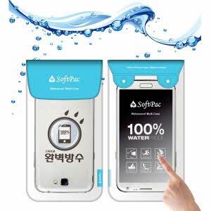 [Softpack] 스마트폰 방수팩 100% 우레탄