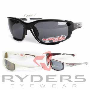 [라이더스] R497 하이잭 (HIJACK) 3가지 색상 교환렌즈