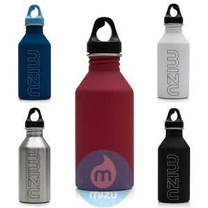 [미쥬] M6 600ml Single wall bottle w/loop cap