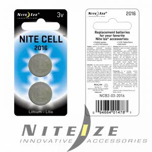 [나잇아이즈] Nite Cell - Replacement Batteries 2016 건전지