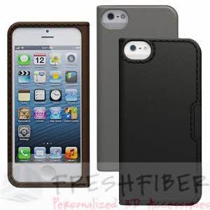 [프레쉬파이버] Book Case 아이폰5(iPhone5) 핸드폰 케이스 Stitched Book Case for iPhone 5
