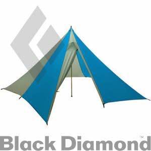 [블랙다이아몬드] 메가라이트 텐트 타프 Mega Light Tent