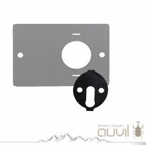 [오빌 OVIL] 블랙 테이블 원버너 플레이트 키트