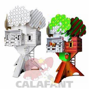 [칼라판트] 키카의 나무위집 (K2000X)