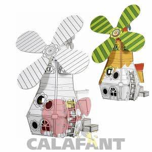 [칼라판트] 키카의 풍차 (K3000X)