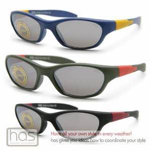 [해즈 HAS] 아동 포인트 선글라스 UV
