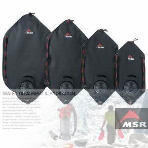 [엠에스알MSR] 드로미더리 (Dromedary Bags) 2L / 4L / 6L / 10L