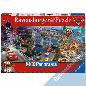 [라벤스부르거] 퍼즐 - (200P) 디즈니 카스2 파노라마 (#12645)