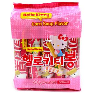 헬로키티봉 콘스프맛 90g(6gx15개입) 14년1월30일