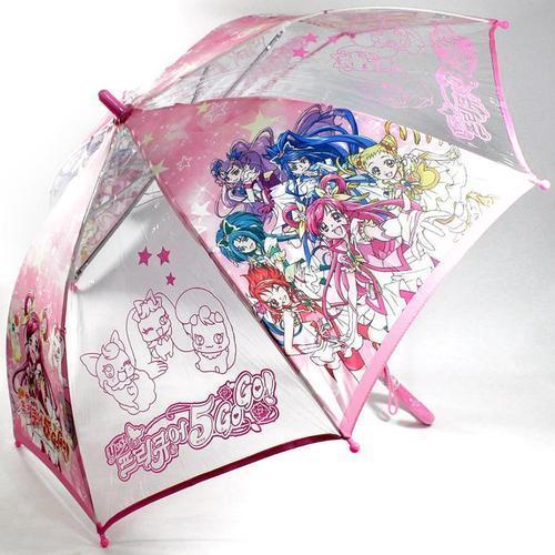프리큐어 47 자동우산/장우산 자동우산 아동우산