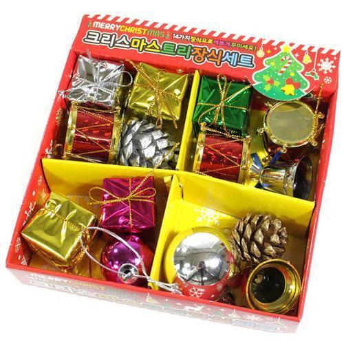 2000 크리스마스트리 장식세트 크리스마스 선물