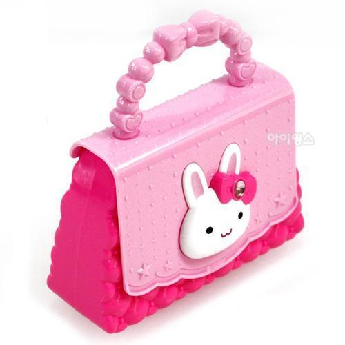 3000 핑크래빗 캐릭터가방 미니 어린이 아동 가방
