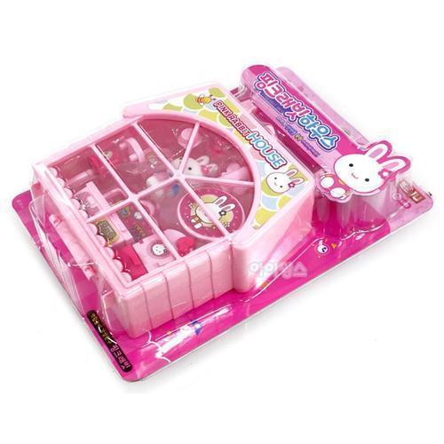 10000 핑크래빗 하우스 소꿉놀이 어린이 단체선물