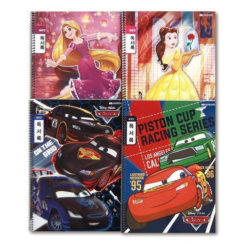 1000 초등학생공책 독서록 넓은칸 10권 초등학교노트 스프링노트