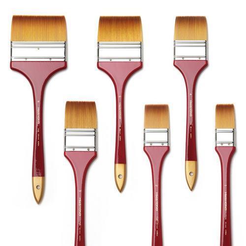 화홍붓 평붓 156 시리즈 배경붓 넓은면채색용 넓은붓