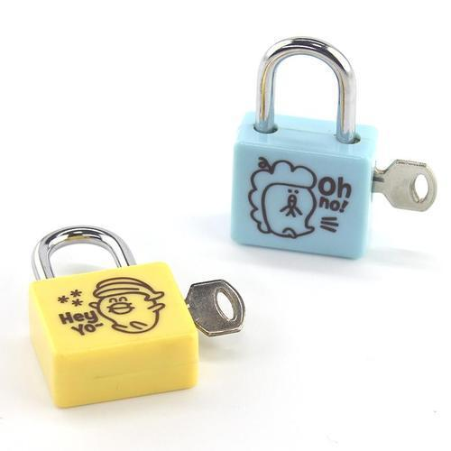 3000 프룻독 시크릿박스 자물쇠 열쇠자물쇠