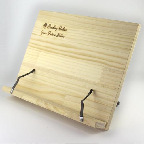 20000 더존 원목 독서대-대 소나무원목 독서대 th-270