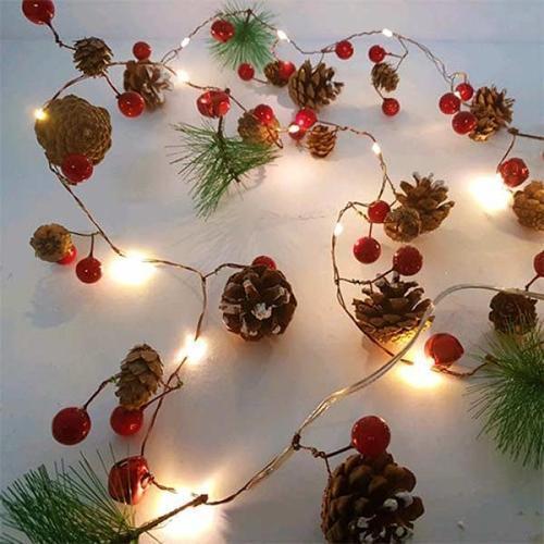 성탄절을 빛내줄 LED조명 가랜드 크리스마스장식 소품