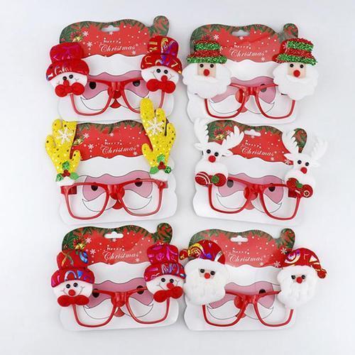 2000 크리스마스 데코 안경 산타 사슴 어린이선물