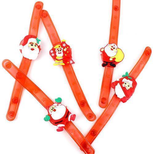1000 led 크리스마스 라이트 팔찌 어린이 단체선물