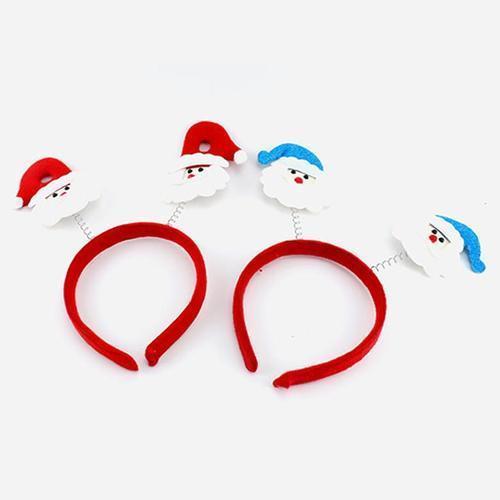 2500 크리스마스 라이트 머리띠 크리스마스선물