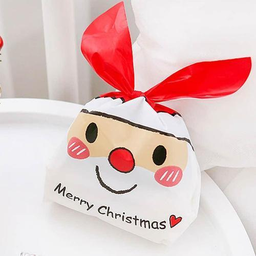 해피산타 크리스마스 보자기 포장팩 특대3매 포장봉투