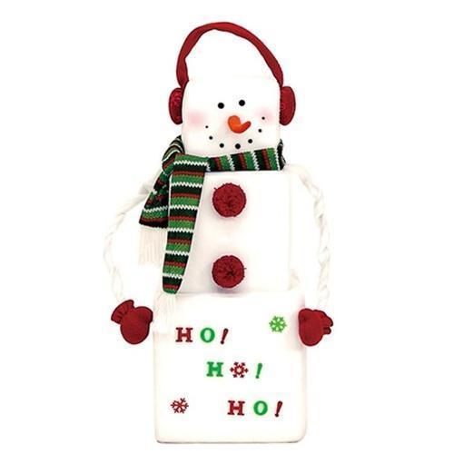 크리스마스 데코 장식 3단 눈사람 50cm 파티소품