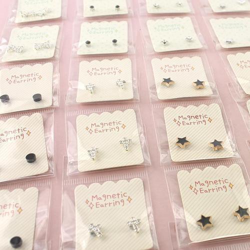 1000 블링블링 자석귀걸이 패션귀걸이 이어링 선물